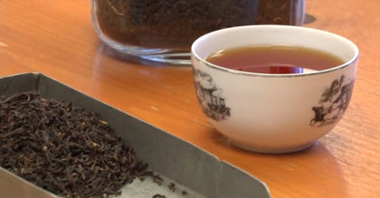 Do a little experiential research with English Breakfast Tea No. 2